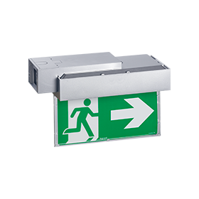 Emergency lighting & fire